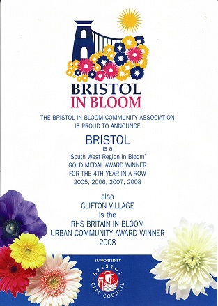 bristol in bloom